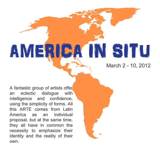 AMERICA IN SITU  | The ArtLink Gallery