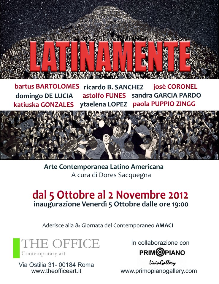 Latinamente | Group Art Show